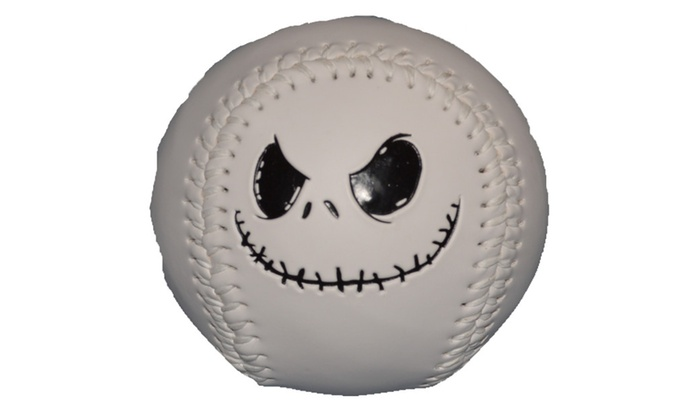 Disney Parks Jack Skellington The Nightmare Before Christmas Baseball