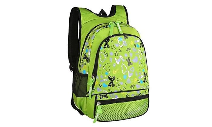 Ketoon Kids Book Bags Colorful Bookbag Backpack for School Girls ...