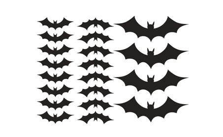 Bat Wall Sticker Decal Home Halloween Decoration dd45fd07-8d5d-43cc-ba91-994b33ba3145