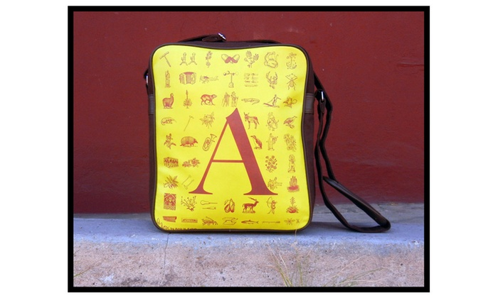 The Letter A Bag