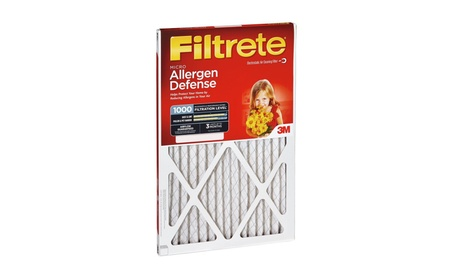 3m 14in. X 24in. X 1in. Filtrete Air Filter 9823DC-6 - Pack of 6 5a931925-3845-4721-844f-f6ec3caf47fd