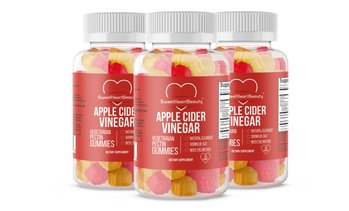Apple Cider Vinegar Weight Loss Gummies (1- 2- or 3- Pack)