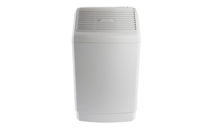 AIRCARE Evaporative Humidifier Space-Saver for 2700 sq. ft., 831000
