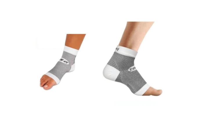 10-Point Plantar Fasciitis Compression Sleeves
