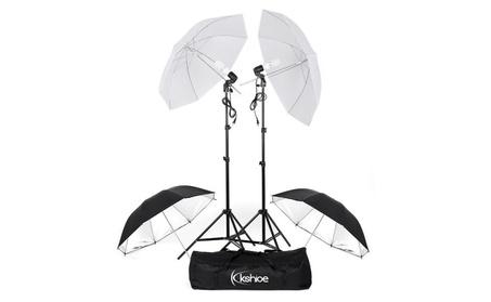Photo Video Studio White Umbrella Reflector Photography Stand Lighting a8593d52-1a12-41df-9d1f-d883ae79793e