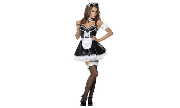 French Maid Costume (Pre-Order) - Medium