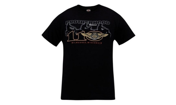 Plus Size Harley Davidson T Shirts 3 Styles Groupon