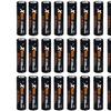 Xtech AA High-Capacity 3100mah Ni-MH Rechargeable Batteries(24) NEW