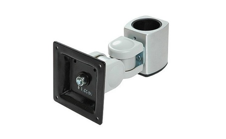 Ziotek 111 0363 Monitor Swivel Mount For Post Up To 30 lb photo