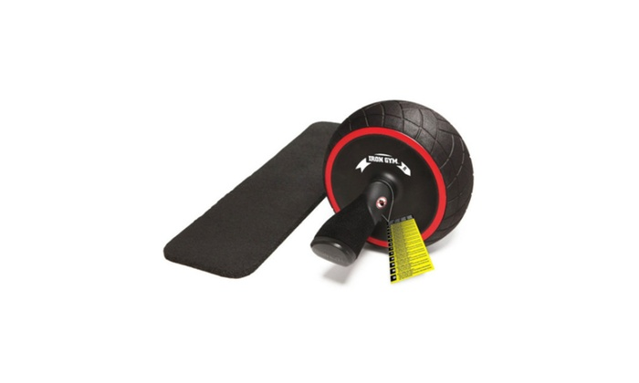 Valeo Ab Roller Wheel, Exercise And Fitness Wheel With Easy Grip