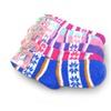 Women's Fuzzy Crew Soft Socks Winter Warm Snowflakes (6 Pairs)