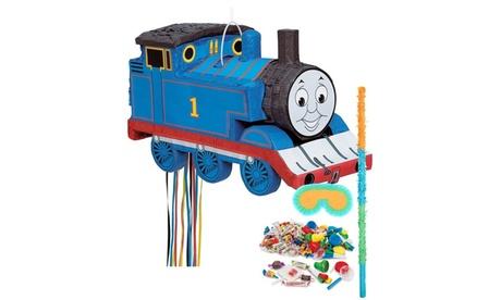 Thomas the Train 3D Pinata Kit Party Supplies 66aa16a7-6eb7-4cd5-93e3-ae4eeeb7f8ac