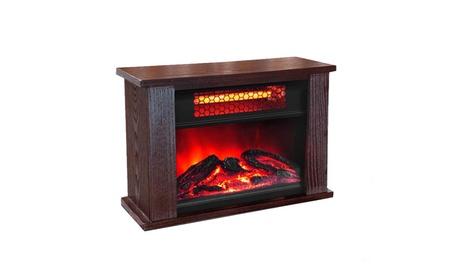 LifePro 750-Watt Infrared Mini Fireplace Heater e9d04b63-55b3-437b-a4ac-4779c5ff0e4e