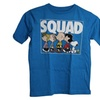 Peanuts Charlie Brown Snoopy and Cast Youth T-Shirt
