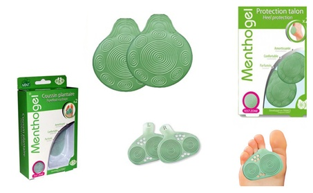 Indispensable Forefoot Cushion And Heel Protection Foot Care Set
