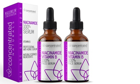 Concentrated Naturals Vitamin B Anti-Aging Serum (1, or 2-Pack)