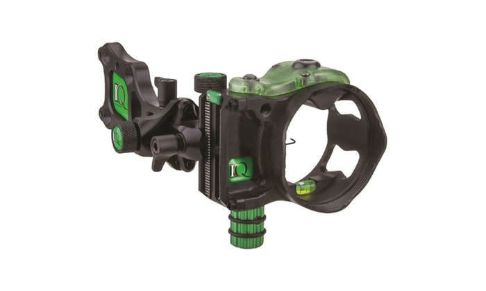 Field Logic-IQ Pro One Bow Sight - Right Handed