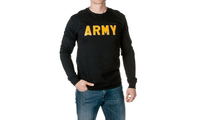 US Army Official Long Sleeve Tee M22411503
