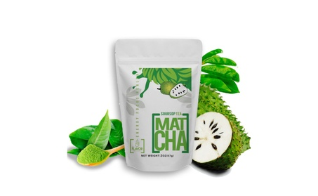 Soursop Tea with Matcha For Ultimate Health and Wellness Starter Pouch 033de9ff-03a5-4b3f-8fff-5064b6333083