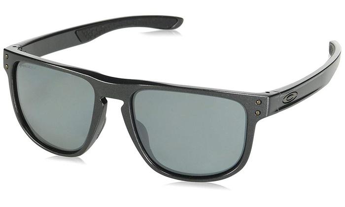 87cd1ec241fa Oakley Holbrook R Sunglasses OO9377-0855 Scenic Grey Prizm Black Polarized  9377
