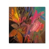 Sheila Golden Colors of the Night Canvas Print