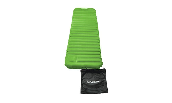 Air Comfort Roll & Go Inflatable Sleeping Pad