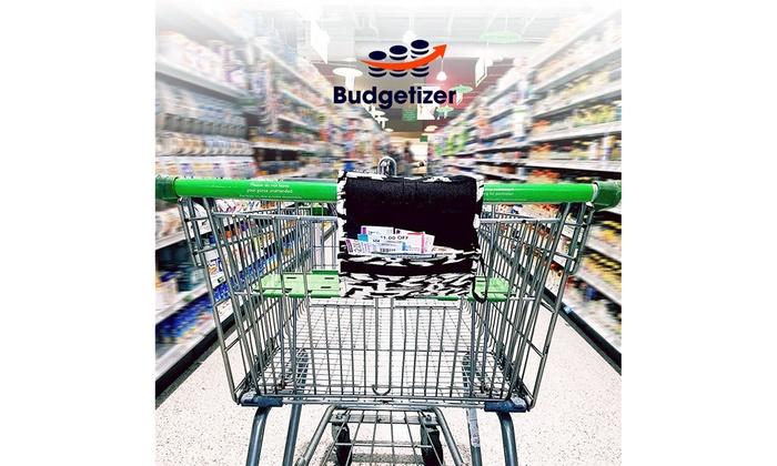 Modern Grocery Coupon Organizer Wallet Coupon Holder Groupon