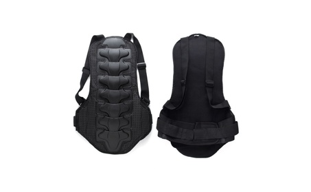 Racing Motorcycle Body Back Armor Spine Protective Jacket Gear f3edd3aa-07a1-49f2-9391-492fe3923c58