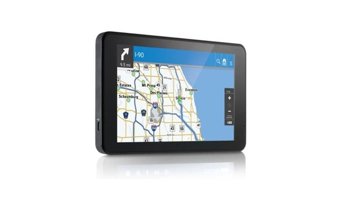 Rand Mcnally Gps >> Rand Mcnally Tnd740 7 In Gps Intelliroute With Lifetime Map Updates