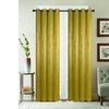"2-Pack 52"" x 84"" Energy Saving Blackout Window Curtain Panels"