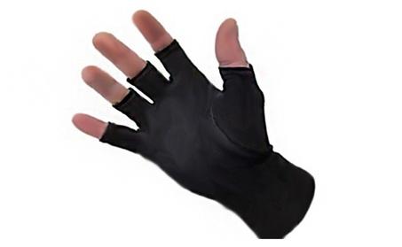 Premium Winter Fingerless Soft Self Warming Compression Warm Gloves 79ef5be0-a704-4483-acaf-54bb083f341b