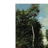 Jean Baptiste Corot 'The Wood on the Cote de Grace' Canvas Art