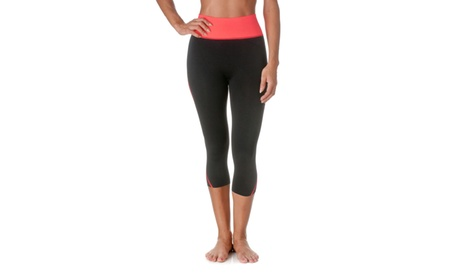 Riverberry Active Workout Legging Capri LY1081-1 23594f80-0f25-4f2b-a96e-e079bfe93972