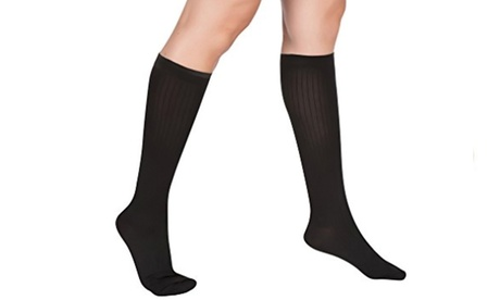 Women's Compression Socks, Ladies Knee High Support Stockings 1aad8aef-2c6b-4e28-ba15-e755c2ba3ce5