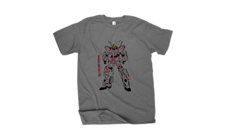 Gundam Uc Unicorn Destroy Mode T-Shirt f8b29be5-ffa3-417a-b186-e78916e37cfe