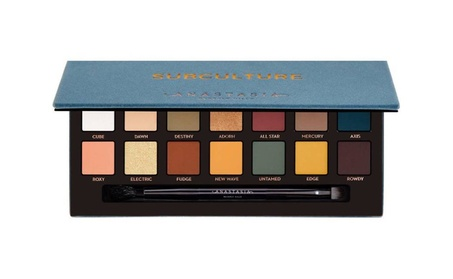 Anastasia Beverly Hills Subculture Eye Shadow Palette Eyeshadow