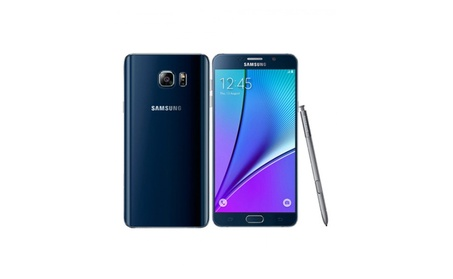 Samsung Galaxy Note 5 Factory Unlocked Smartphone (Refurbished) e9267411-0724-4829-bfd0-dcc87aafdcc9