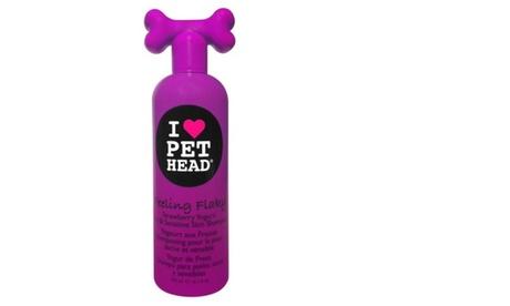 Pet Head Feeling Flaky Dry and Sensitive Skin Shampoo Strawberry 16oz 35e20c02-8c1a-4282-9734-0a8b78d9fdf8