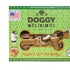 Wet Noses Doggy Delirious Dog Treats, Peanut Butter Bones (5 lbs.)