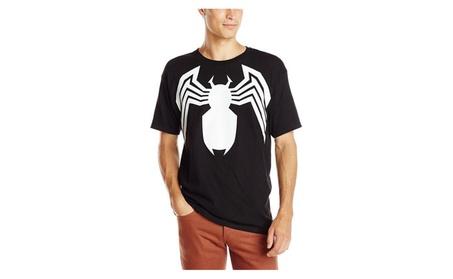 Marvel Comics Spiderman Venom Adult T-Shirt de2f5945-f31d-494e-a156-daae426127f3