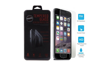 Tempered Glass Screen Protector Guard For Apple iPhone 7 a35294d4-7b0b-4399-ac11-67c81292893c
