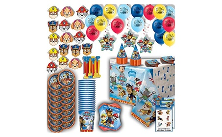 Paw Patrol Party for 16 - Plates, Cups, Napkins + More NEW 3a1a7729-b519-499d-a5bf-aa5eb0b6016f