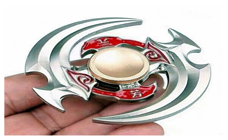 New-2017 yuanfang design metal spinner for stress reducer x 3 04c729ee-abf1-4a27-96cb-f9fc7199ef2b