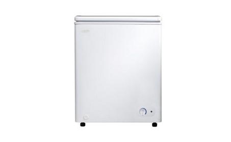 Danby 3.8 cu ft Chest Freezer, White photo