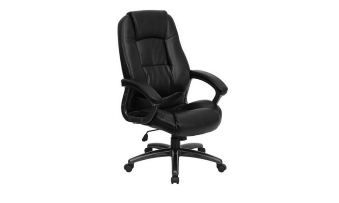 up to 13 off on high back office chair with w groupon goods