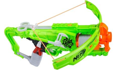 NERF Zombie Strike Outbreaker Bow