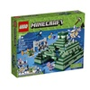 LEGO Minecraft The Ocean Monument 21136 Building Kit 1122 Piece