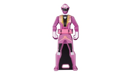 "Power Rangers Super Megaforce Pink Zeo Ranger Key 2.5"" 9a2efcc8-d2fb-47ee-a1e8-6b47f4251a3d"