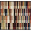 Abstract Multi-Design Multi-Color Area Rug