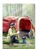 The Macneil Studio 'Camping' Canvas Art